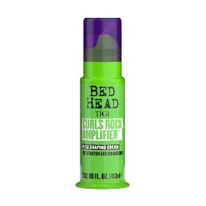 Bed Head Curls Rock amplifier gives Give long-lasting hold and shape to natural looking curls