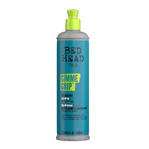 Bed Head Gimme Grip amplifying texture shampoo for lifeless hair