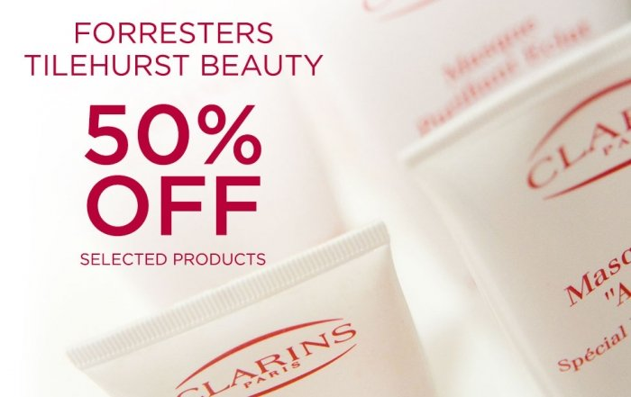 Clarins Clearance Offer