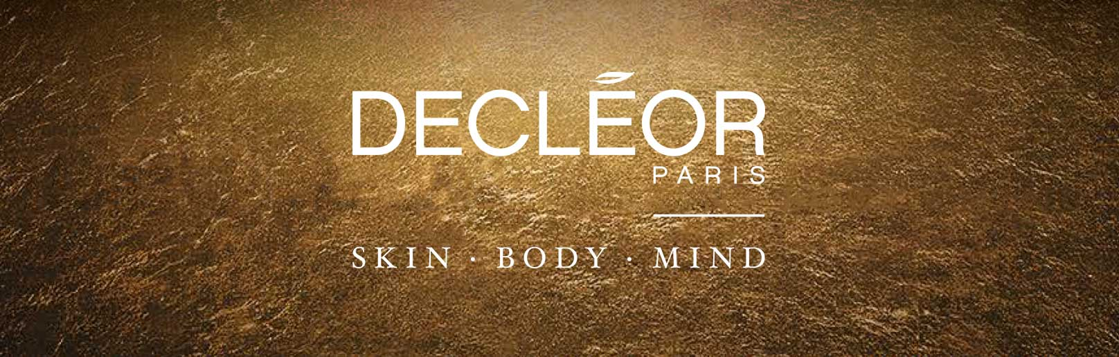 Decleor skin body and mind