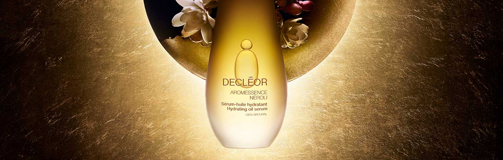 Decléor Aromessence massage oil