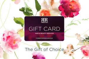 A Forresters Gift Card – the gift of choice