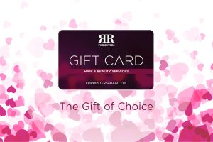 A Forresters Gift Card – the gift of choice at any time of year