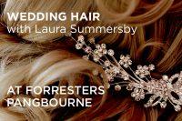 Wedding Hair Stylist and Wedding Hair Planner Laura Summersby