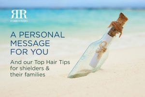 Top hair tips, until we meet again