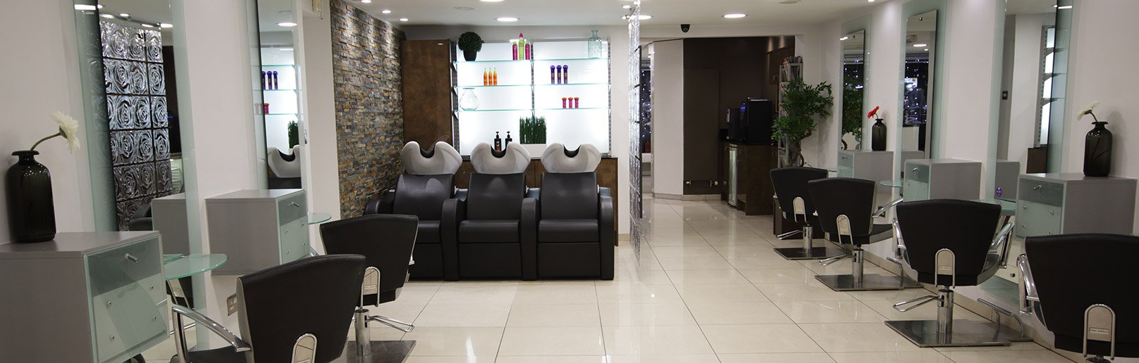 Forresters Reading hair salon view 2