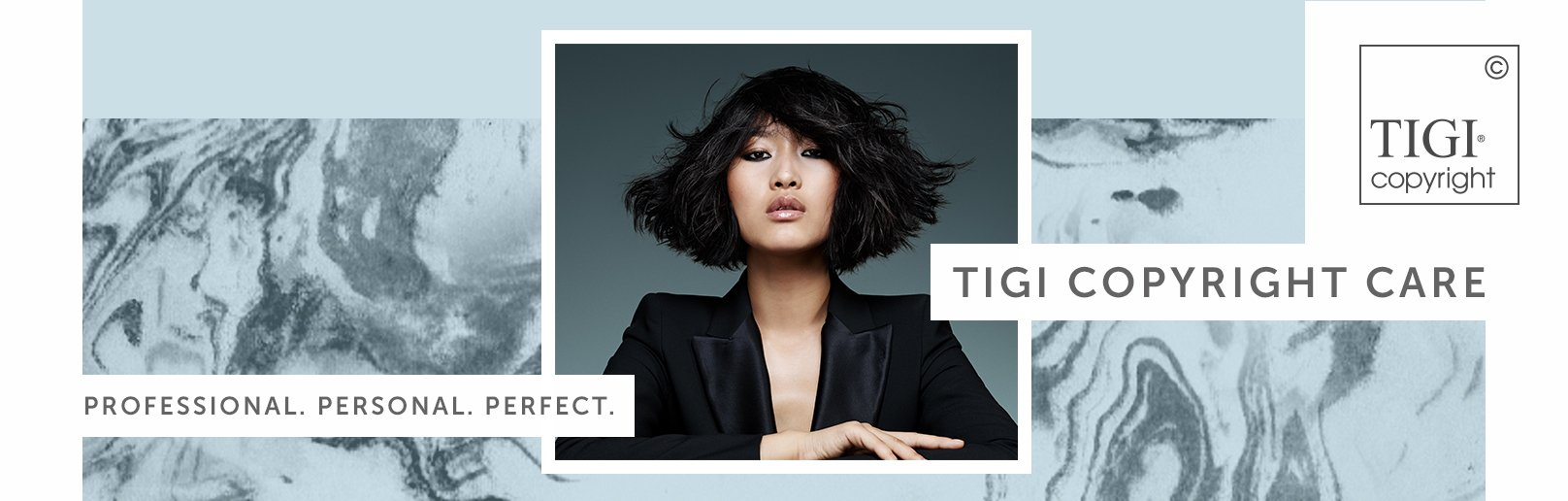 TIGI Copyright Care at Forresters Hair Salons - Eny