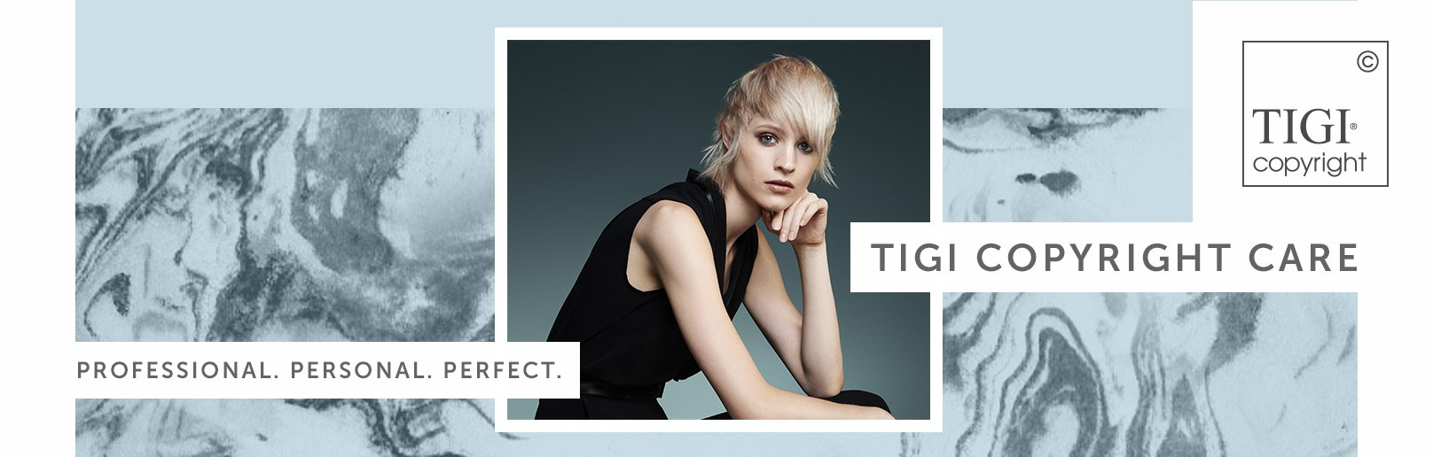 TIGI Copyright Care available now at Forresters Hair Salons Florentina