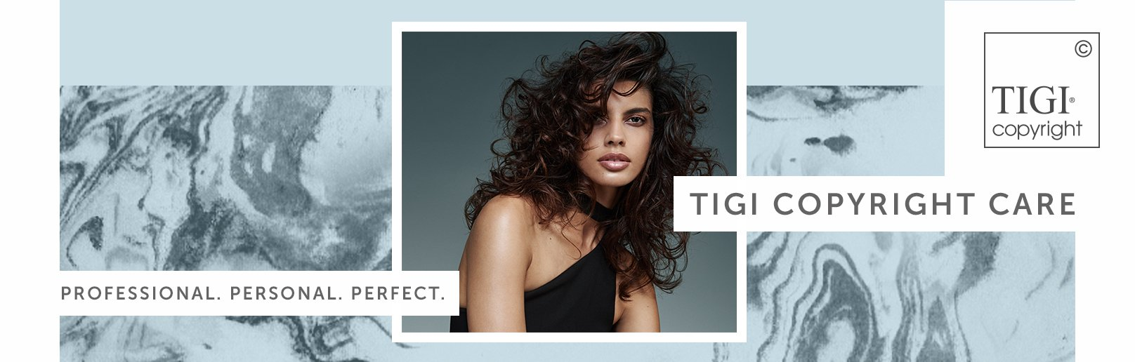 TIGI Copyright Care available now at Forresters Hair Salons Gabriella 1