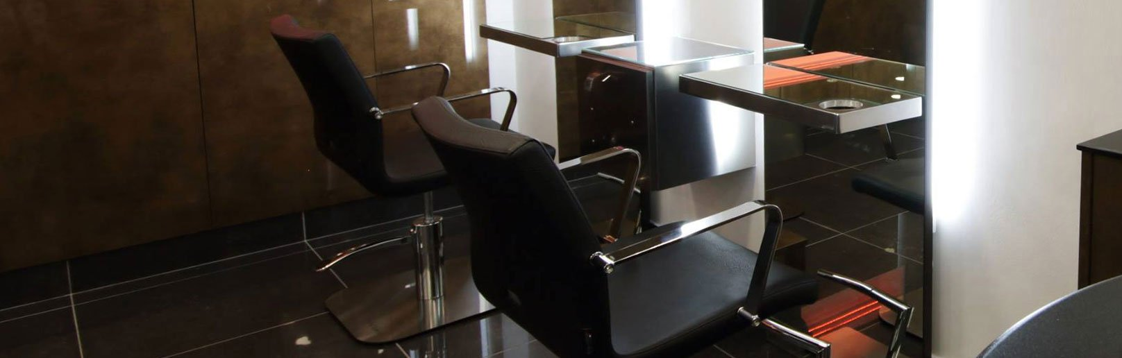 Forresters Wallingford hair salon interior view 3
