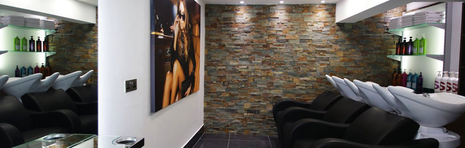 Forresters Wallingford hair salon interior view 4