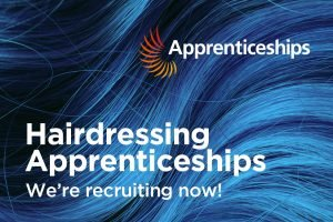 Start an Apprenticeship in Hairdressing with the Forresters group