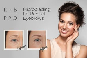 New! Microblading for perfect eyebrows at our Abingdon Beauty salon