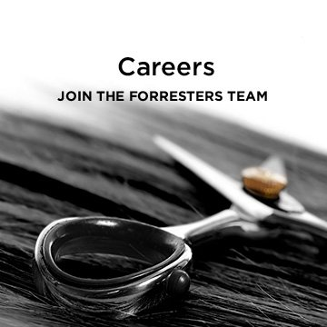 Stylist jobs - Hair stylists required at Forresters Pangbourne salons