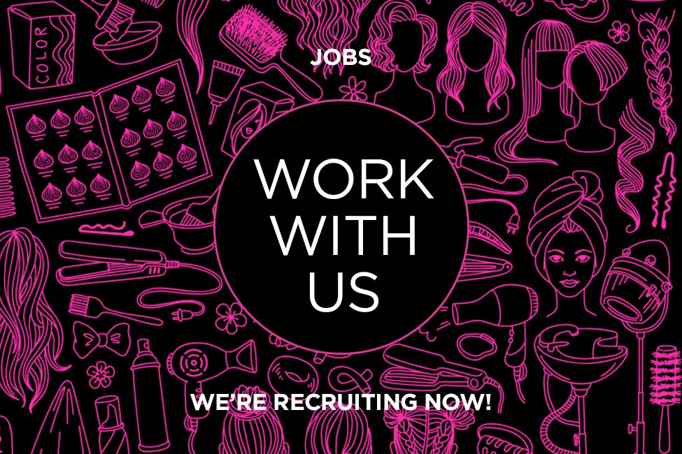 jobs with the Forresters group of hair salons