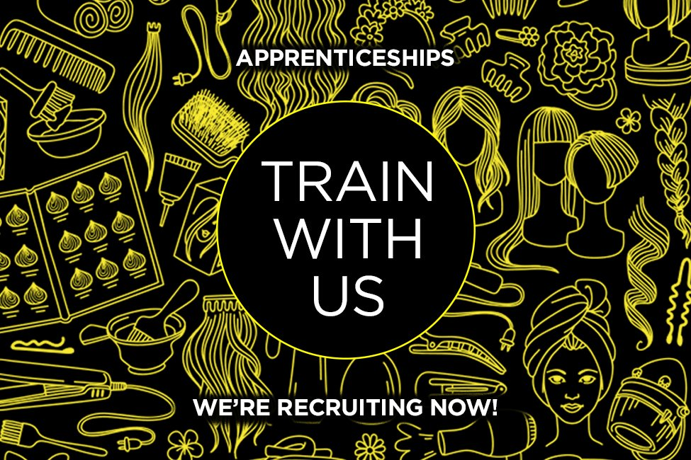 City & Guilds Apprenticeship in Hairdressing to a Professional Standard with the Forresters group of hair salons