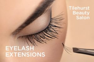 Eye Lash Extensions with Lisa at Forresters Tilehurst Beauty Salon