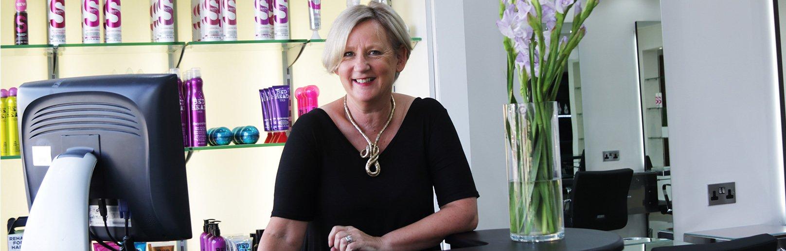 Lynne Smith Forresters Tilehurst hair salon