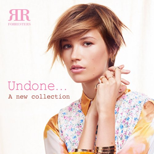 Forresters, new Undone Collection – Be Individual