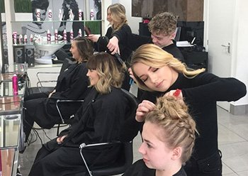 hairdressing apprenticeship