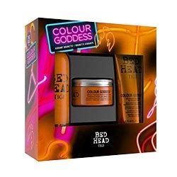 TIGI bed head colour goddess christmas gift pack