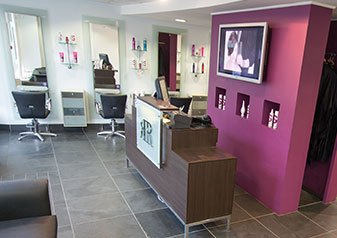 Forresters Abingdon Hair Salon