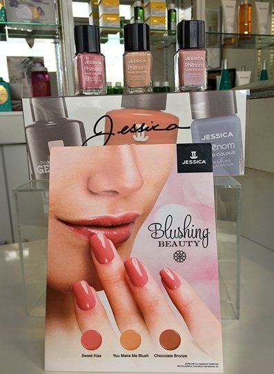 Jessica nail system blushing beauty colours for Spring 2019
