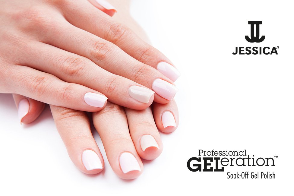 20% off Jessica nail extensions at Tilehurst Beauty Salon in June with Beth