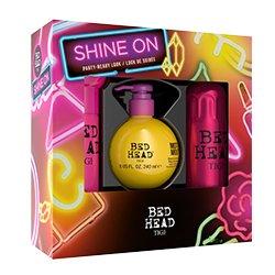TIGI bed head shine on christmas gift set