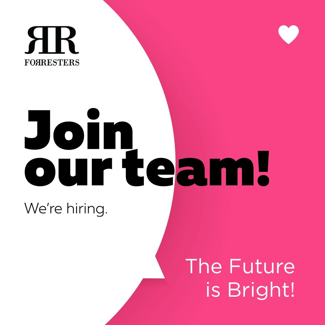 Hair Stylists – we're recruiting now!